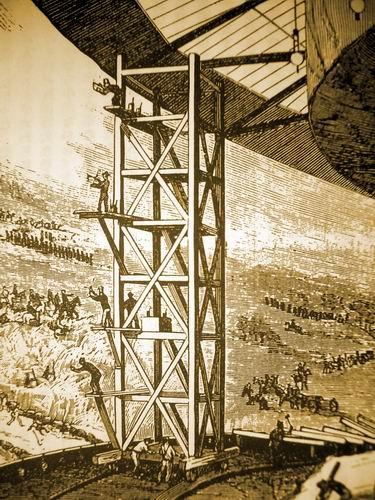 1886サイクロラマの制作 NY.JPG